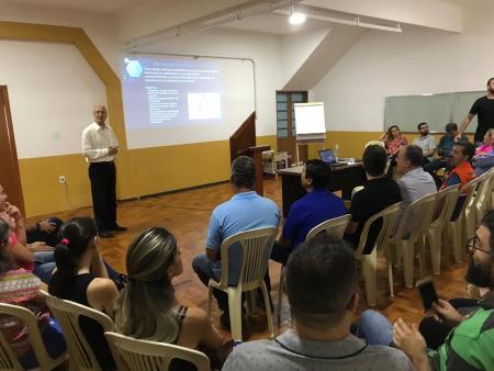 Curso de Relações Interpessoais na Gestão Publica.