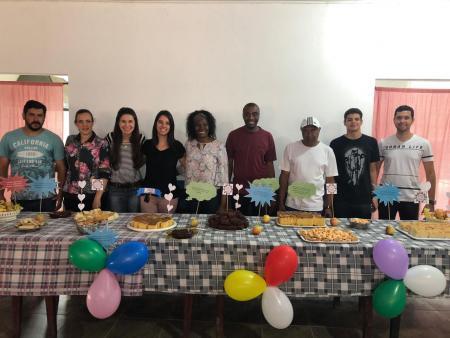 Comemoração Dia do Servidor Público.