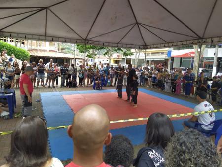 3º Campeonato de Jiu-jitsu Kids.