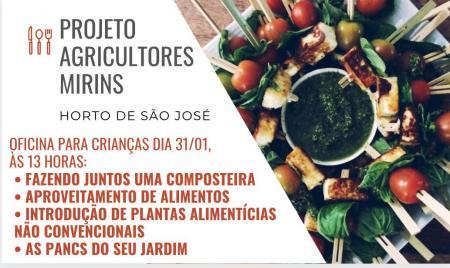 Projeto Agricultores Mirins: Semeando para o Futuro
