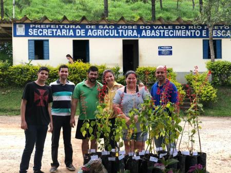 Impacto do Projeto Agricultores Mirins em São José.