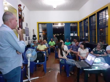 Sucesso do Primeiro Simpósio de Agricultura 4.0 em São José.