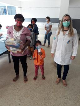 Equipe de Saúde Bucal distribuiu mais de 3.300 kits de Higiene.