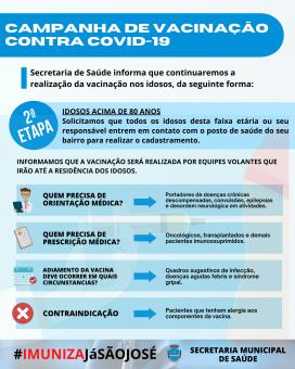 Campanha de vacinação contra COVID-19