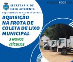 SECRETARIA DE MEIO AMBIENTE informa: