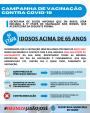 6ª Etapa da Vacinação Contra COVID-19
