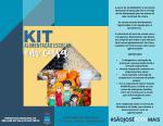 Kits alimentação para os Alunos da Rede Municipal de Ensino