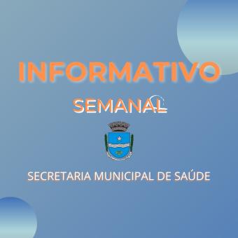 INFORMATIVO SEMANAL