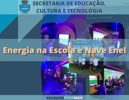 Educação e Meio Ambiente Nave Enel