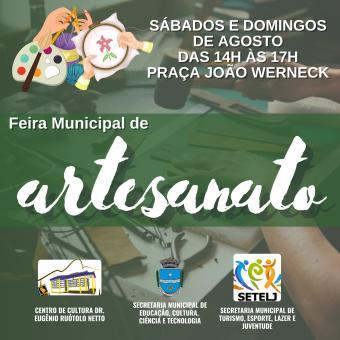 Feira Municipal de Artesanato
