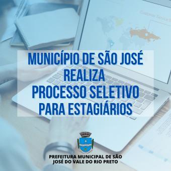 Processo Seletivo Estagiários 2021